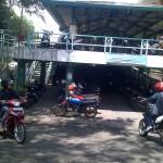 Parkir Kampus ITN Malang Dua Lantai,  Pertama di Malang