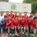 Juara I Futsal SMA N 6 kediri