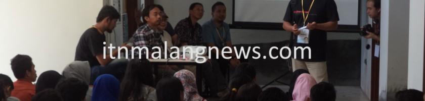 INHABITAT 98 Berbagi Ilmu Lapangan Dengan Mahasiswa ITN