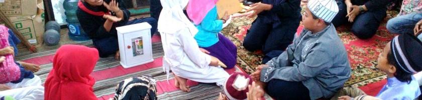 KSR ITN Malang Bakti Sosial ke Panti Asuhan Al-Naba'