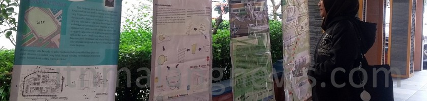 Koridor Kampus Sebagai Sarana Promosi Arsitektur
