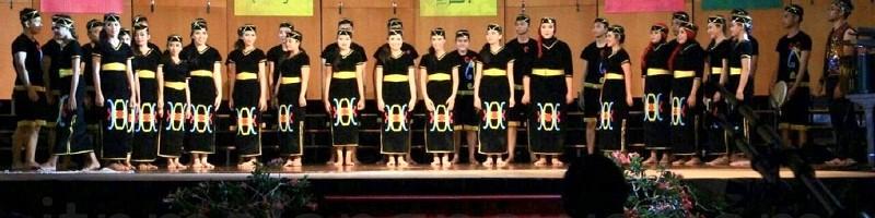 ITN Malang Raih Medali Silver di 5th Bali Internasional Choir Festival 2016