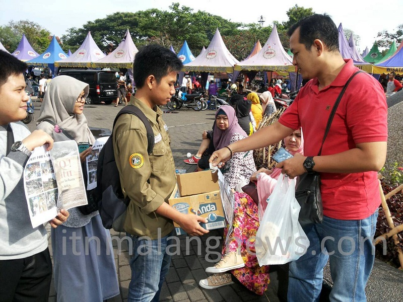 galang-dana-korban-banjir-organisasi-mahasiswa-itn-malang-bersatu