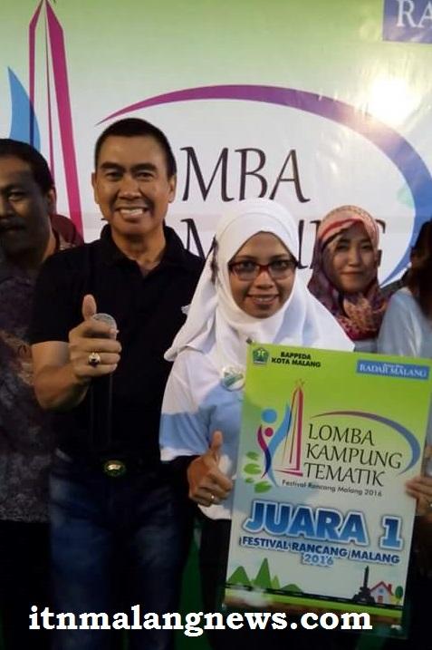itn-malang-antarkan-kelurahan-tunjungsekar-juara-i-lomba-kampung-tematik