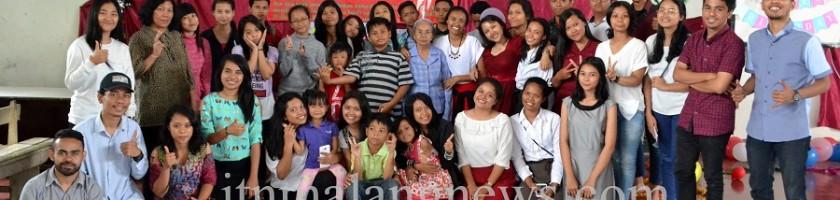 HMTK ITN Malang Rayakan Natal diPanti Asuhan
