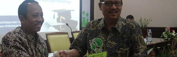 Direktur Riset dan Pengabdian Masyarakat Kemenistek Dikti Puji ITN Malang