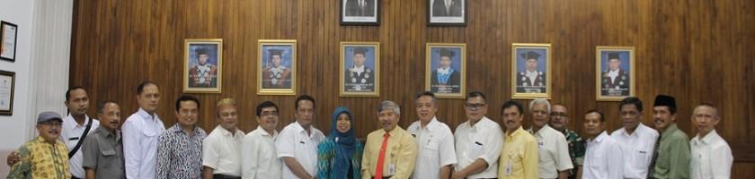 Ketua MKKS SMK Kabupaten Malang Kami Butuh ITN Malang Untuk Tingkatkan Kompetensi Guru Muda