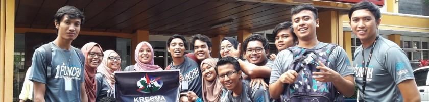 Tiga Puncak Gunung Eratkan Hubungan ITN Malang dan UiTM Malaysia