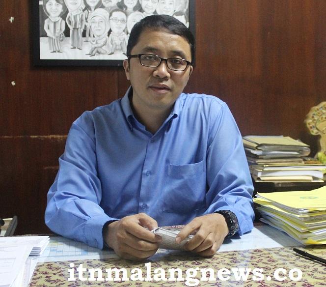 Dosen ITN Malang Kembang Spray Anti Jamur Dari Produk Samping Biodisel