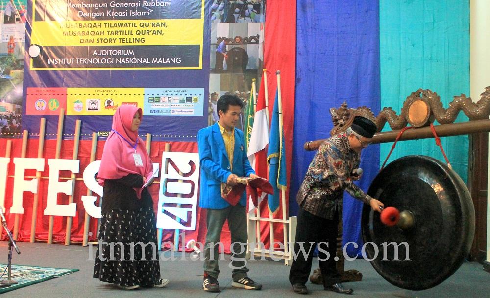 IFEST 2017 Sarana Dakwah, Tumbuhkan Nilai Ketakwaan dan Keislaman
