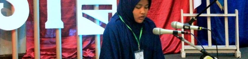 IFEST 2017 Siswa AR-Rohmah Putri Juarai Lomba MTQ Putri tingkat SLTA se-Jatim