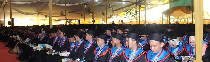ITN Malang Wisuda ke 57 491 Wisudawan