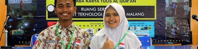 MAN Kota Sidoarjo Juarai LKTA IFEST 2017 ITN Malang