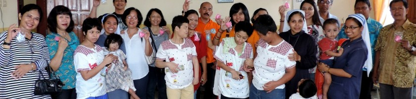 Memberi Suka Cita, ITN Malang Kunjungi Panti Asuhan Bhakti Luhur