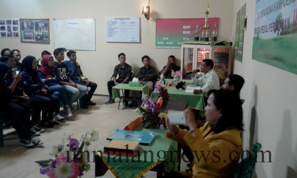 PWK Universitas Pakuan Bogor Kunjungi MCK Terpadu Karya Dosen ITN Malang