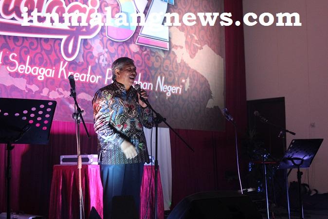 Rektor ITN Malang Alumni Planologi Berkontribusi Dari Hulu Hingga Hilir