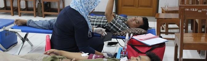 ITN Malang Rutin Sumbang Darah Tiap Tahun