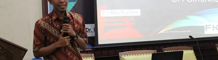 Perwakilan UTHM Mahasiswa ITN Malang Dapat Belajar Gratis di UTHM