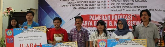 Pagelaran IACAC ITN Malang Bertabur Prestasi
