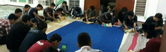 kegiatan pejuang ramadhan berkah oleh LDI ITN Malang