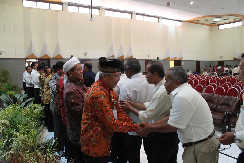Halal Bihalal, Eratkan Hubungan Keluarga Besar ITN Malang