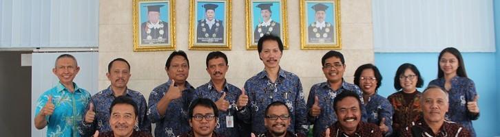 IST Akptind Jogjakarta Belajar Pengembangan Penelitian di ITN Malang