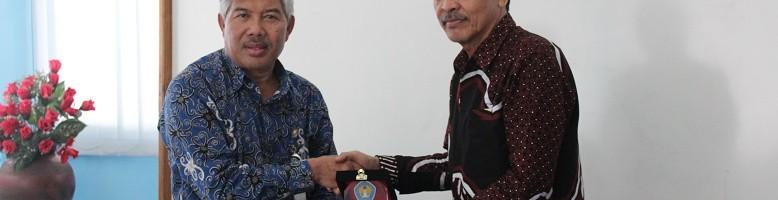Rektor ITN Malang Dukungan Dari Pimpinan Adalah Kunci Sukses Penelitian Kami