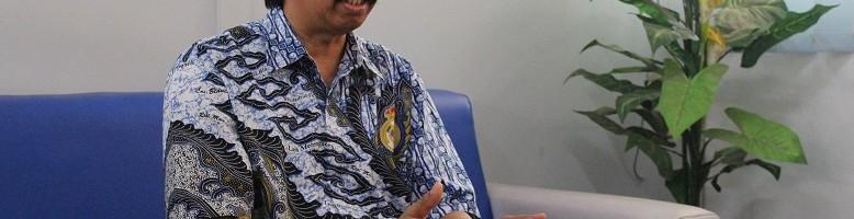 Wakil Dekan III FTI-penghargaan untuk yang lolos pkm