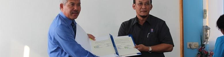 ITN Malang Teken MoU Dengan LPJK