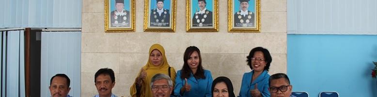 Jajaran Rektorat ITN Malang Beraspirasi Tentang Hilirisasi Teknologi Lewat DPD RI