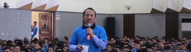 ITN Malang Tentukan Hasil Belajar Mahasiswa 70 Persen Dari Proses