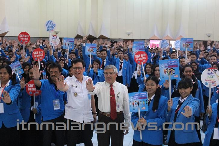 Kepala BNN Kota Malang
