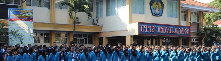 PKKMB ITN Malang, maba aku cinta ITN Malang