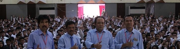 Wakil Rektor III ITN Malang