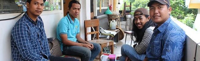 Diklatsar Himakpa ITN Malang Susuri Kawasan Songgoriti Hingga Coban Talu