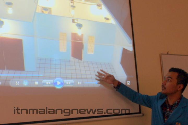 Kembangkan Smarthome Lewat SMS, Riko Cahyo Prabowo Jadi Wisudawan Terbaik Teknik Listrik D3