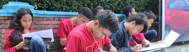 Lomba Sktesa ITN Malang