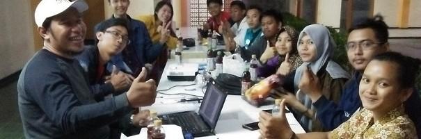 Pesan ITN Malang Eratkan Kekeluarkan Dengan Rapat Luar Ruangan