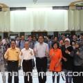 Profesor Asal Jepang Jelaskan Pentingnya Disaster Manajemen di ITN Malang