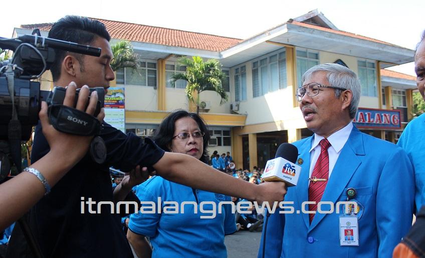 Rektor Cup ITN Malang Berhadiah Jutaan Rupiah
