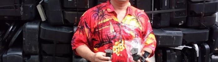 Dosen ITN Malang Sulap Limbah Printer Jadi Souvenir
