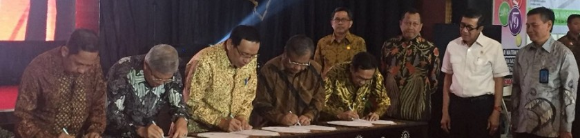 ITN Malang Teken MoU Dengan Direktorat Jendral Kekayaan Intelektual