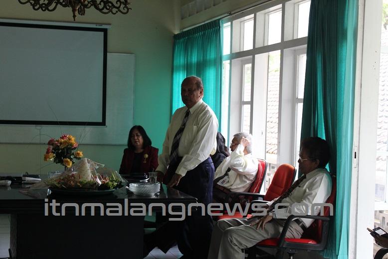 Pendiri ITN Malang P2PUTN Bertahan Karena Dikelola Dengan Kekeluargaan