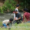Peringati Hari Tata Ruang Mahasiswa PWK ITN Malang Bersihkan Kali Mewek