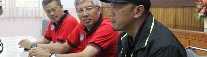 Spesial! Coach Rahmad Darmawan Hadiri Pembukaan Rektor Cup ITN Malang