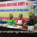 Tak Disangka Rektor Cup ITN Malang Menasional