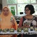 Hulala! Sensasi Es Krim Spirulina ITN Malang