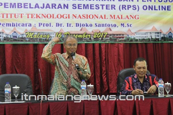 Mantan Rektor ITB Tanpa Dosen Perguruan Tidak Jadi