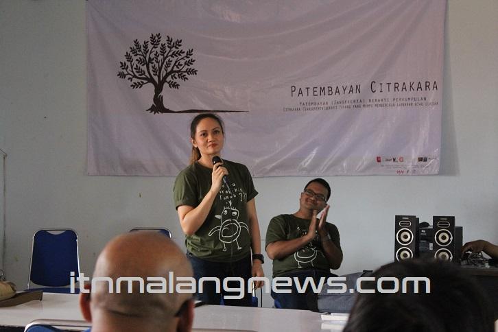 Patembayan Citrakara Motivasi Mahasiswa Arsitektur ITN Malang