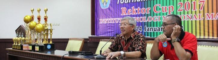 ITN Malang Berikan Beasiswa Bagi Para Jawara Rektor Cup ITN Malang